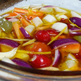 季節野菜のピクルス